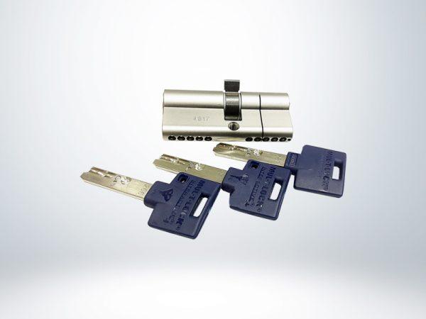 Mul-T-Lock 71 mm İnteractive+ Barel Anahtarsız - 51279969