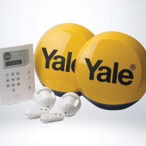 Yale Premium Kablosuz Alarm Seti - B-HSA6400