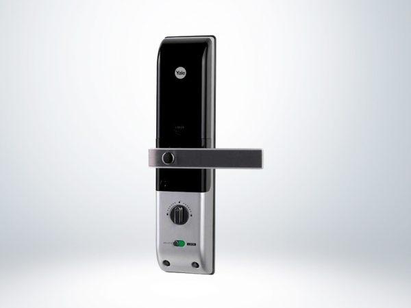 Yale Kartlı ve Şifreli Dijital Gömme Kilit (Ahşap Kapılar için) - YDM3109