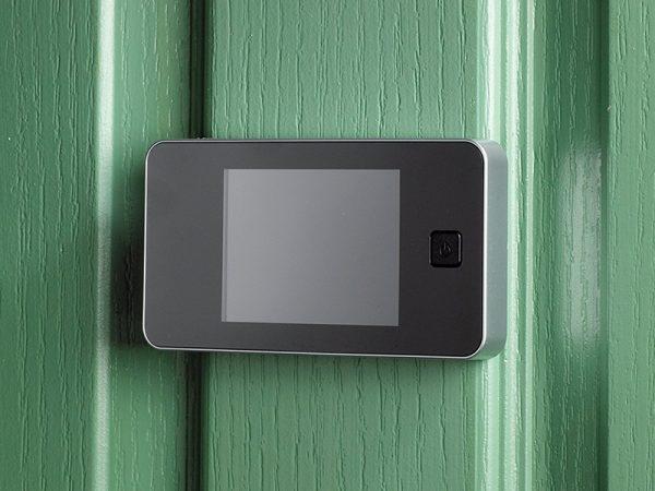 Yale LCD Ekranlı Dijital Kapı Dürbünü - 400 Serisi - Essential