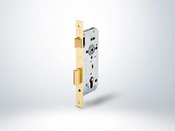 Kale Standart Silindirli Daire Kilidi Rulmanlı 35mm - SARI - 152R3500001