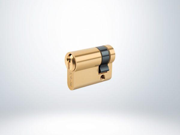 Kale Standart Yarım Silindir Çelik Pimli - Sarı - 41mm