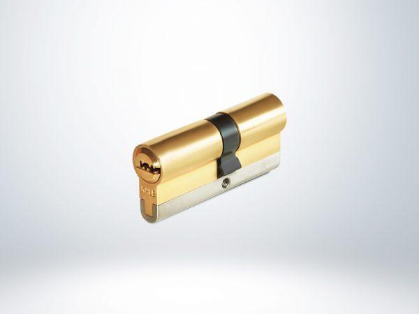 Kale Yüksek Güvenlikli Sistem Silindir Emniyet Kartlı - Sarı - 68mm