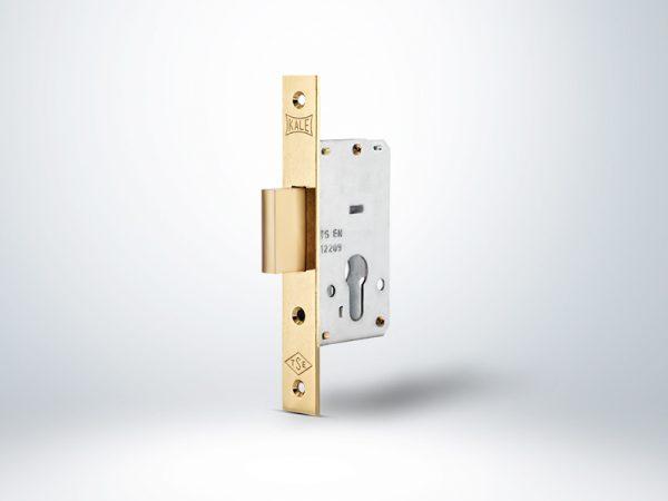 Kale Silindirli Emniyet Kilidi - Sarı - 35mm - Silindirsiz