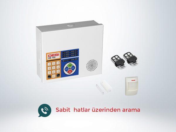 Desi Metaline WTKS+ Alarm Seti