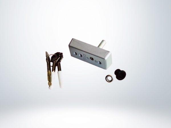 Kale Fotoselli Kapı Emniyet Kilidi Birbirini Açar - 55mm - 197F0000001