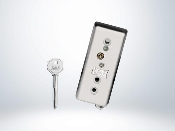 Kale Fotoselli Kapı Emniyet Kilidi - 55mm