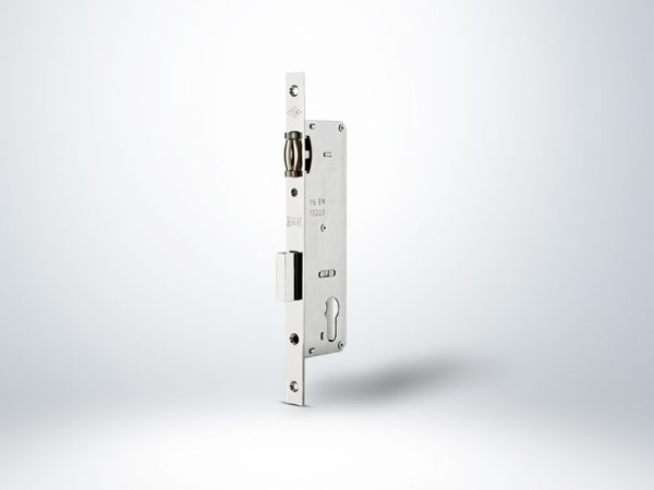 Kale PVC Doğrama için Silindirli Makaralı Kapı Kilidi - Krom - 35mm