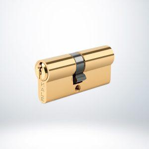 Kale Standart Silindir Çelik Pimli - Saten - 90mm - 164GNC00088