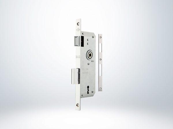 Kale PVC Doğrama için İç Oda Kapı Kilidi Rulmanlı - Krom - 35mm