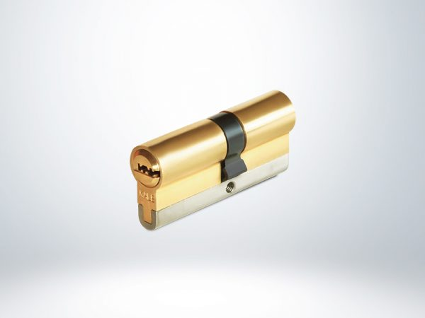 Kale Yüksek Güvenlikli Sistem Silindir Emniyet Kartlı Blisterli - Saten - 68mm