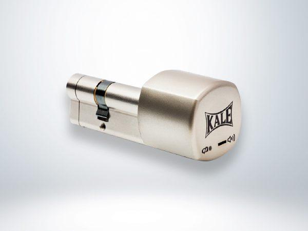 Kale Alarmlı Sistem Mandallı Silindir - Saten - 68mm - 164ASYN0001