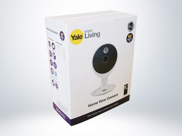 Yale Standart Home View IP Kamera