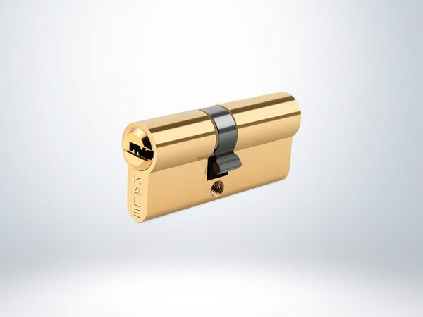 Kale Sistem Silindir Çelik Pimli - Sarı - 83mm - 164SNC00011