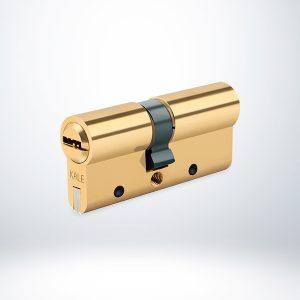 Kale Çelik Takviyeli Bilyalı Silindir - Saten - 68mm