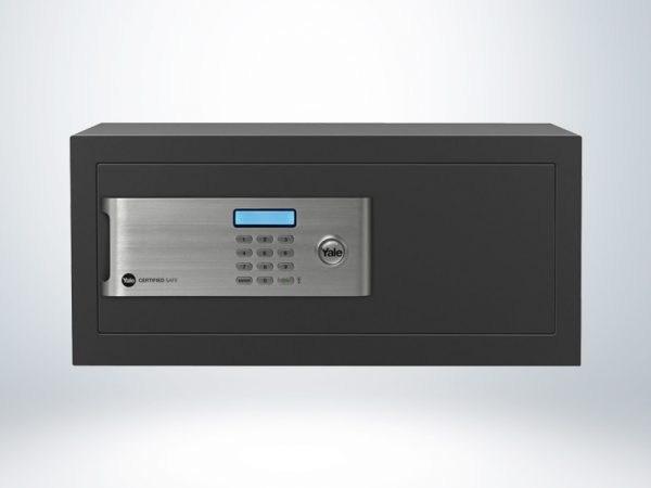 Yale Güvenlik Sertifikalı Motorlu Laptop Tipi Çelik Kasa - YLM/200/EG1