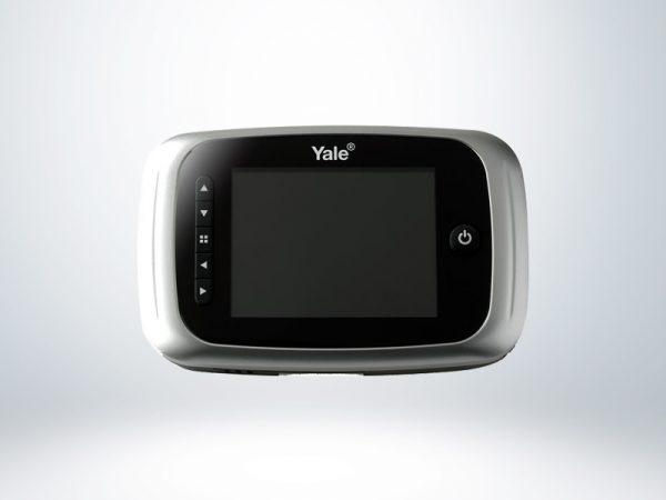 Yale LCD Ekranlı Dijital Kapı Dürbünü - 5000 Serisi - Premium