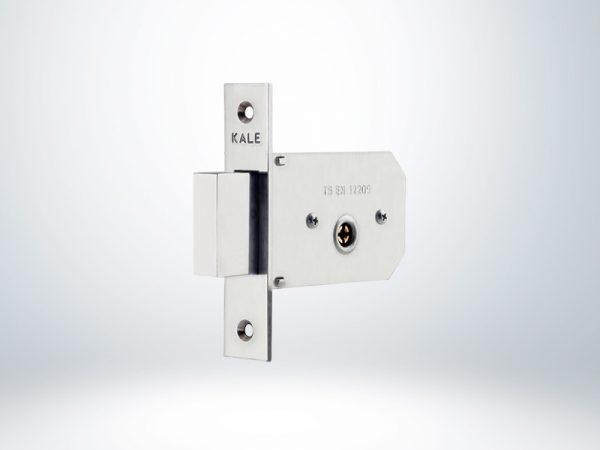 Kale Prazis Silindirli Emniyet Kilidi 2 Turlu (3 Anahtarlı) Blisterli - Sarı - 35mm