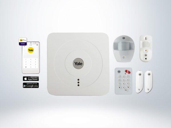 Yale SR-3200i / Smart Home Alarm