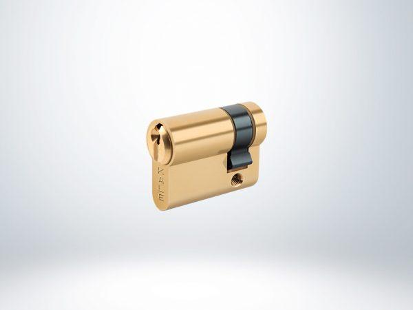 Kale Standart Yarım Silindir Çelik Pimli - Saten - 41mm