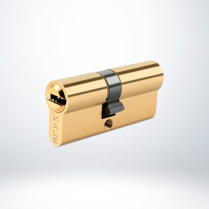 Kale Sistem Silindir Çelik Pimli - Saten - 83mm - 164SNC00010