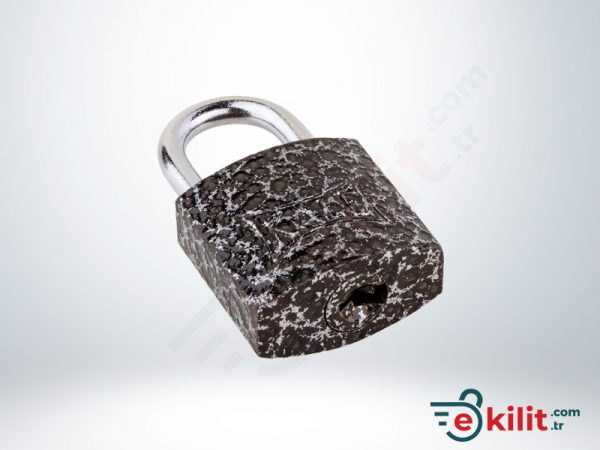 Kale Asma Kilit - 20mm - Gri - KD001/10-120
