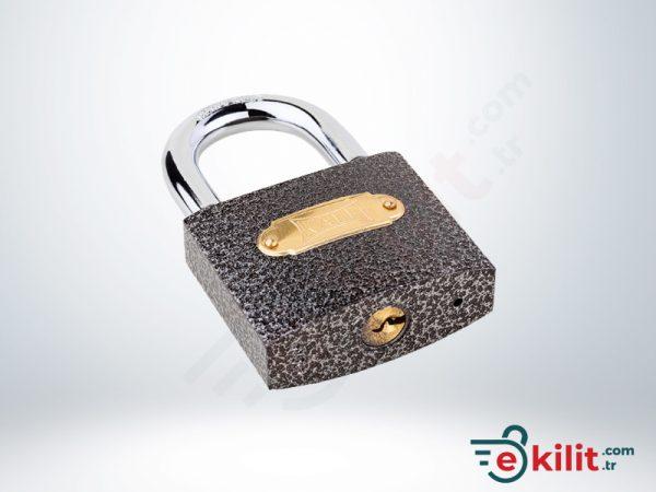 Kale Asma Kilit - 63mm - Gri - KD001/10-160