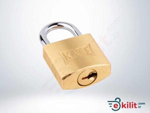 Kale Asma Kilit - 20mm - Sarı - KD001/10-220