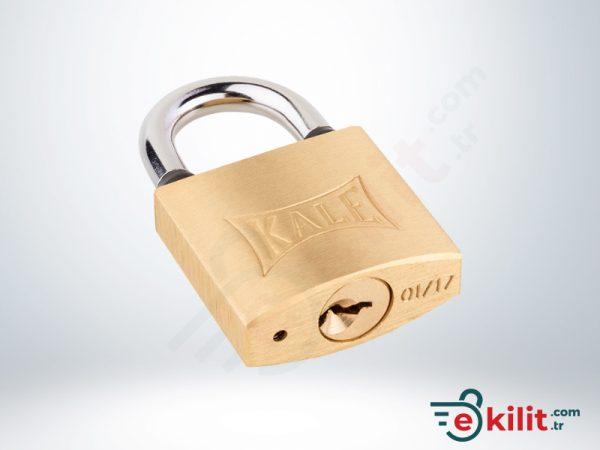 Kale Asma Kilit - 32mm - Sarı - KD001/10-230