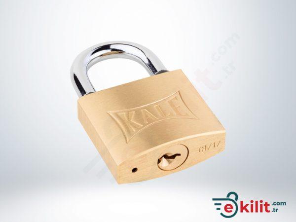 Kale Asma Kilit - 38mm - Sarı - KD001/10-240