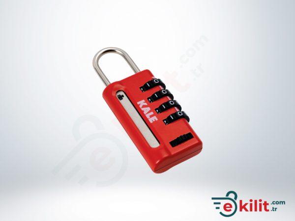Kale Şifreli Asma Kilit - 4 Basamaklı Şifreleme - KD001/20-200