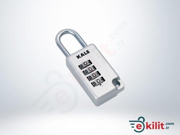Kale Şifreli Asma Kilit - 4 Basamaklı Şifreleme - KD001/20-300