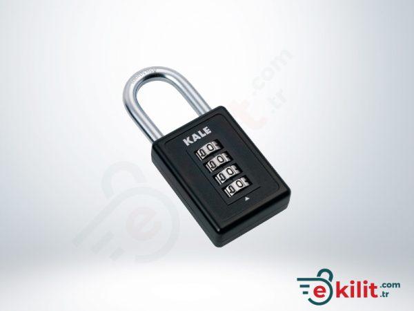 Kale Şifreli Asma Kilit - 4 Basamaklı Şifreleme - KD001/20-400