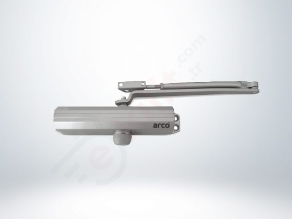 Kale Arco Kapı Hidroliği (2-5 Numara) Güç Ayarlı - Gümüş - KD002/80-400