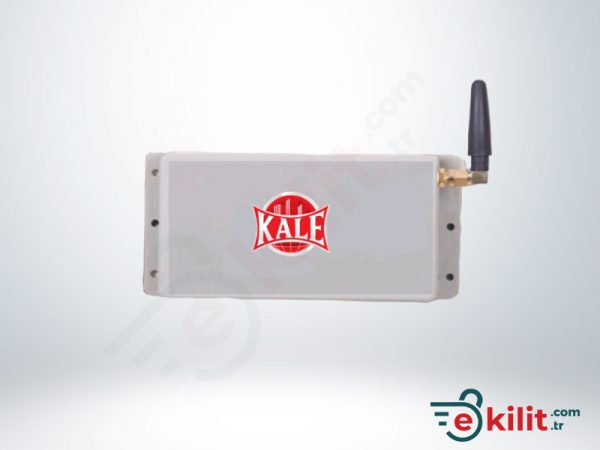 Kale x10 Akıllı Kilit Sistemi Telefon ile Açma-Kilitleme Ünitesi KD049/10-211