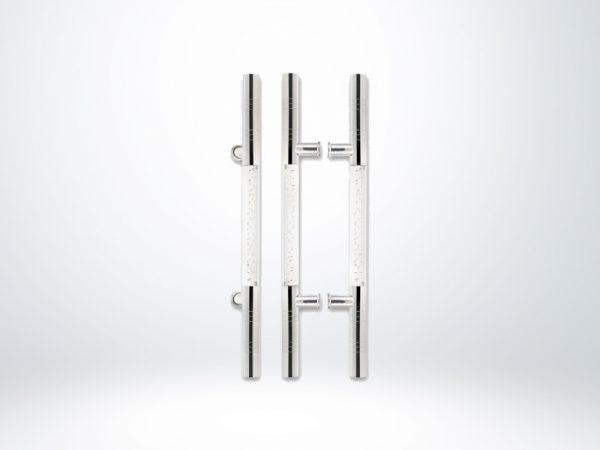 Kale Arco H Paslanmaz / Pleksi Kol - 32x300x600mm - KD070/40-107