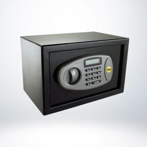 Yale LCD Ekranlı Küçük Boy Çelik Kasa - Y-SS0000NFP