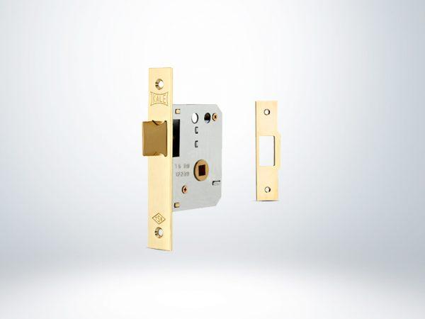 Kale Ekstra Anahtarsız Kilit Küçük Tip - Sarı - 40mm - 25140000003