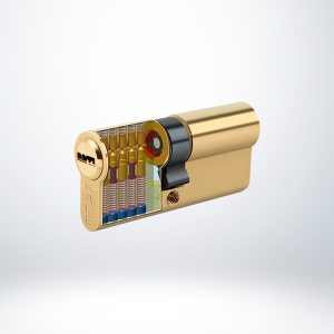 Kale Bilyalı Silindir Çelik Pimli - Saten - 68mm - 164BNE00006
