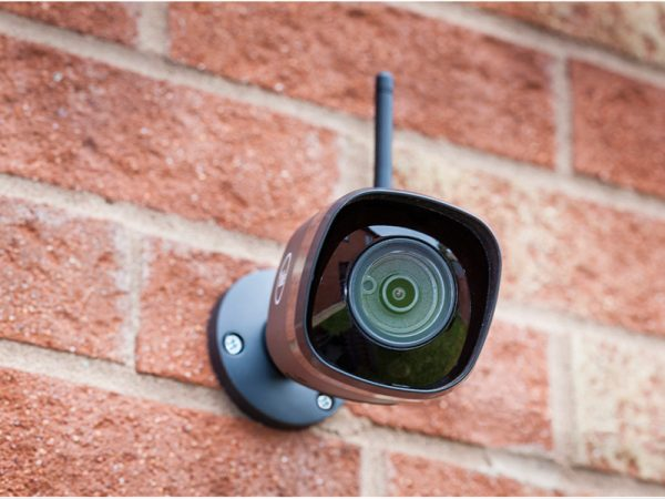 Yale Smart Home WiFi Dış Mekan Kamerası