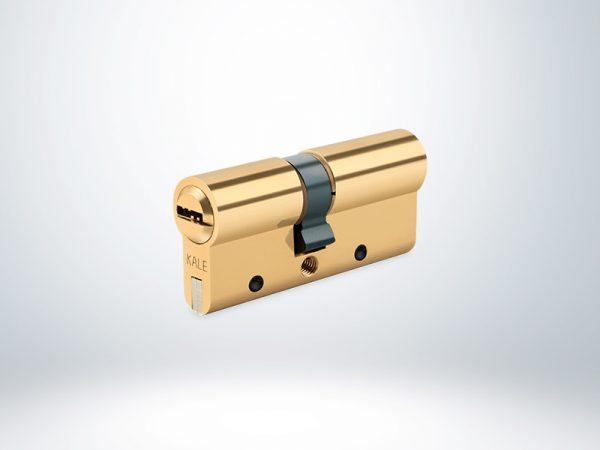 Kale Bilyalı Çelik Takviyeli Silindir Çelik Pimli Blisterli - Sarı - 68mm