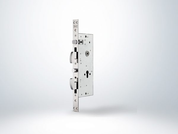 Kale Champion Çelik Kapı Kilidi REVERSIBLE- KROM (SN Saten Silindirli) - 68mm