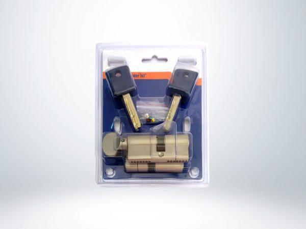 Mul-T-Lock 69 mm 7X7 Bilyalı İkiz Barel Seti - 92100860