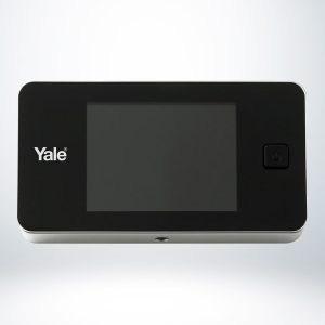 Yale LCD Ekranlı Dijital Kapı Dürbünü - 500 Serisi - Standart