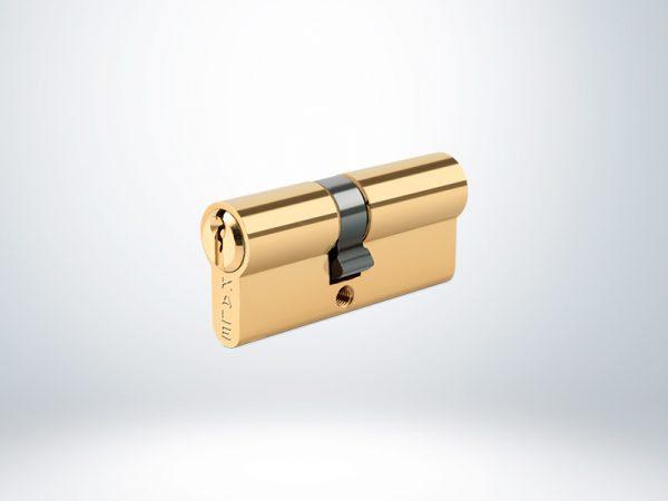Kale Standart Silindir Çelik Pimli - Saten - 62mm