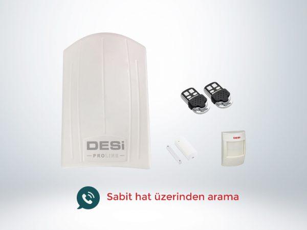 Desi Proline WTKS Alarm Seti