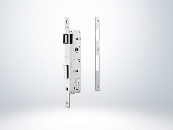 Kale PVC Doğrama için Silindirli Kapı Kilidi Paslanmaz Ayna Silindirsiz