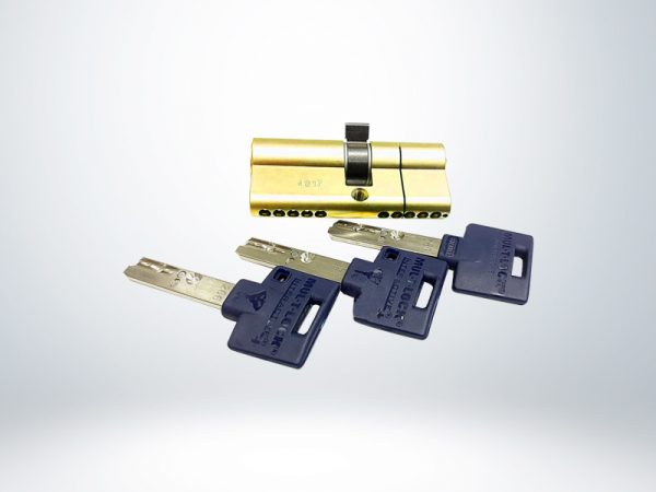 Mul-T-Lock 71 mm İnteractive+ Barel - Sarı - 51272188