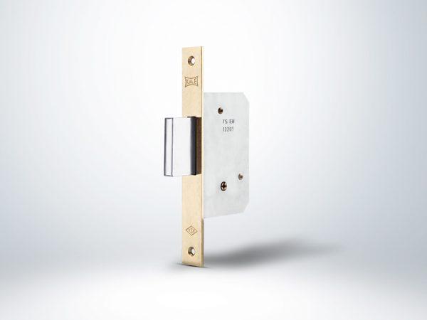 Kale Prazis Silindirli Emniyet Kilidi 3 Turlu (3 Anahtarlı) - Sarı - 35mm
