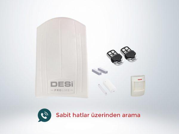 Desi Proline WTKS+ Alarm Seti